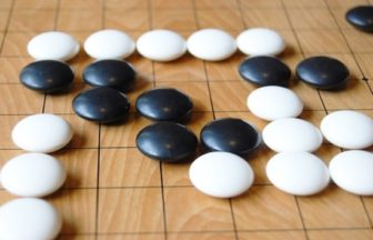 子供の習い事囲碁