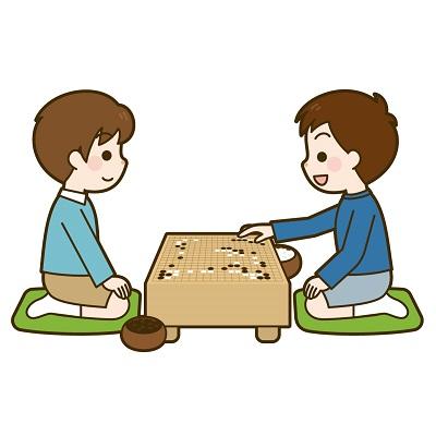 子供の習い事囲碁はいつから