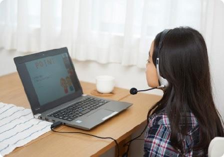 小学生専用オンライン英会話