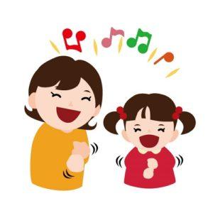 幼児の英語は音楽で楽しむ