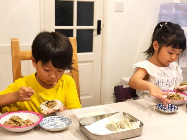 子供の運動能力を高める為に食事も大切