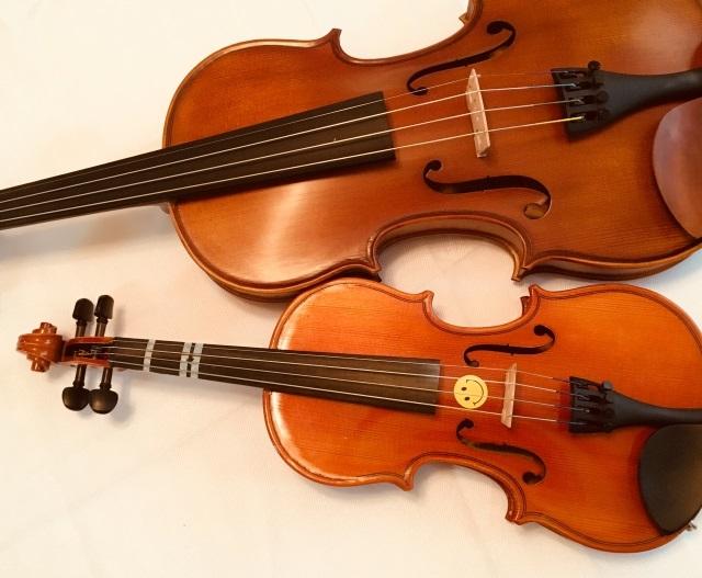 子供の習い事バイオリン