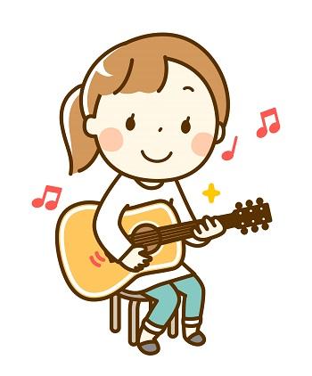 子供の習い事ギターはいつから