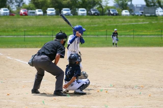 子供の野球