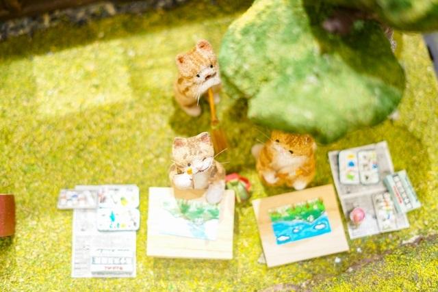 子供の絵画造形教室の習い事