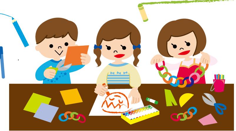 5歳におすすめの習い事絵画造形教室