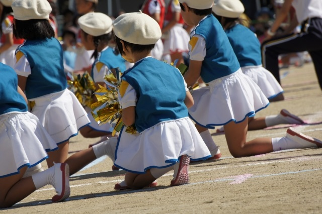 子供の習い事チアダンス