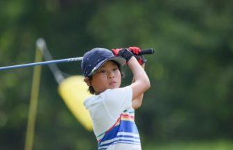 子供の習い事ゴルフ