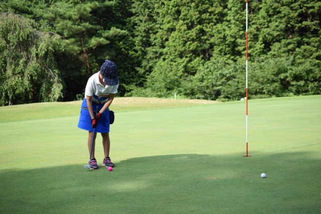 子供がゴルフを習い事にするメリット