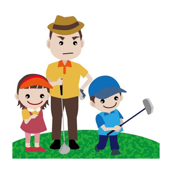 子供の習い事ゴルフは親子でできる