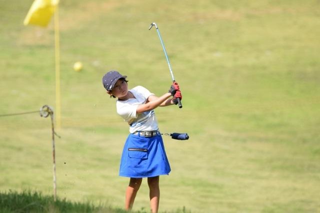 子供のゴルフレッスン内容