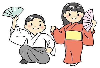 子供の習い事日本舞踊はいつから