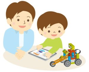 子供のプログラミングの教え方