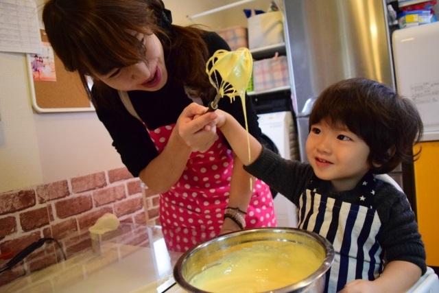 子供の料理教室はいつから