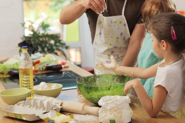 子供の料理教室でやること