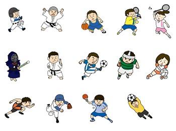 スポーツの子どもの習い事人気の種類一覧