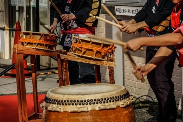 子供の習い事で和太鼓は始めやすい!