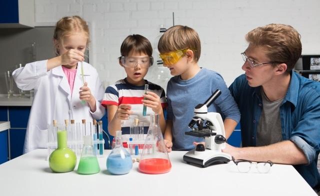 子供の習い事サイエンス教室