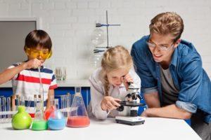 中学理科の実験