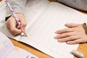 中学受験の漢字は毎日