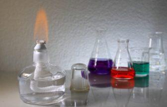 中学受験の理科化学分野