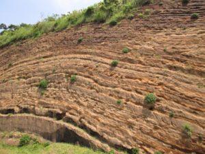 中学受験地学の内容:地層