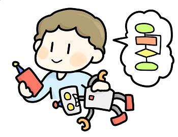 プログラミングおもちゃは思考力が身に着くメリットがある