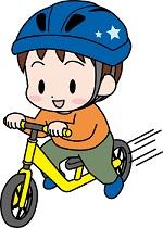 キックバイクの影響で自転車の早期化が起こっている