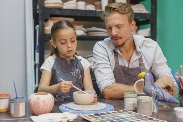 子どもに習わせて良かった習い事:絵画造形教室