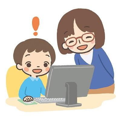 子どものプログラミングはとにかく触らせることが重要