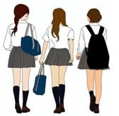 中高生女子におすすめの通学リュックスクールバッグ