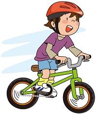 子供のヘルメットはサイズで選ぶ