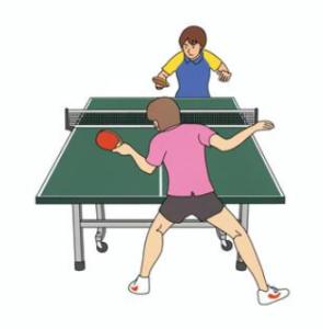 卓球シューズは少し大きめのサイズで選ぶ