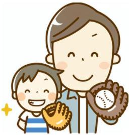 子どもに野球の教え方のコツ