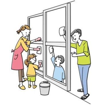 子どもがお手伝いをすることで家族のコミュニケーションになる