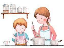 子どもに料理を教えるときの教え方のコツ
