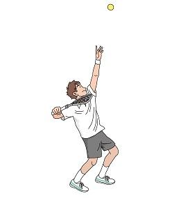 男の子におすすめ人気のテニスシューズ