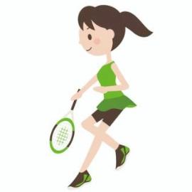 レディースにおすすめのテニスシューズ