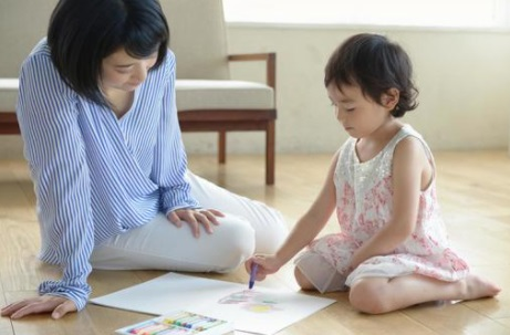 お絵描きを子どもに教えるときの注意点