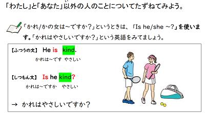 【be動詞+形容詞の練習ドリル】英語無料学習プリント