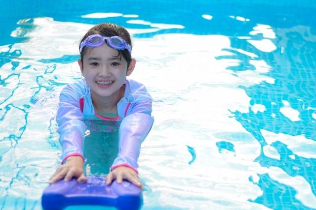 水泳の教え方のコツ