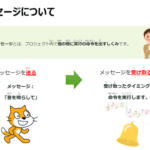 【scratch教材】イベントブロックの使い方   PDF無料ダウンロード・印刷