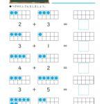小1算数「たしざん」の学習プリント 無料ダウンロード・印刷