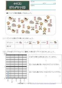 ぼうグラフ4